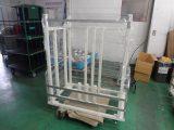 建築資材保管棚・台車