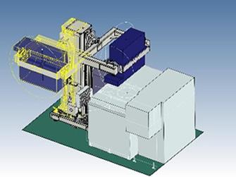 3次元モデルで構想提案から実施