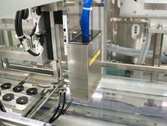 レーザーや画像検査など、幅広い検査方式で構築可能