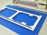 半導体向け 搬送用敷板フレーム