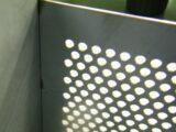 薄板へのパンチング加工